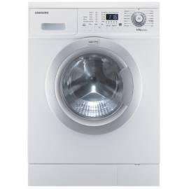 Bedienungsanleitung für Waschmaschine SAMSUNG WF7450SUV