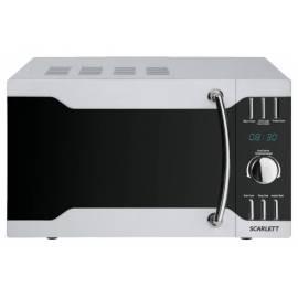Mikrowellen-Scarlett SC 2501 Gebrauchsanweisung