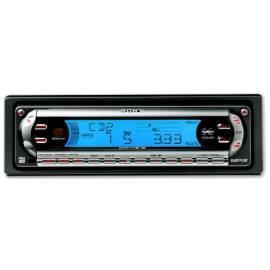 Datasheet Autoradios Sony CDX-F5700 CD/MP3,