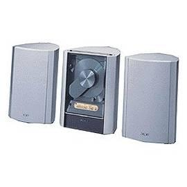 Microanlage Sony CMT-EX5 - Anleitung