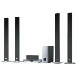 Bedienungsanleitung für Heimkinosystem Sony DAV-SB300