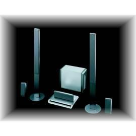 Bedienungshandbuch Heimkinosystem Sony DAV-SR2