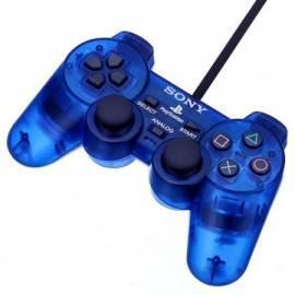 Bedienungshandbuch Treiber Sony PS Dual Shock2 PS2, blau (PS719208105)
