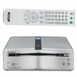 PDF-Handbuch downloadenDVD-Player Sony DVP-F25