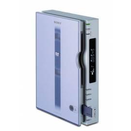 Benutzerhandbuch für DVD-Player Sony DVP-F41MS