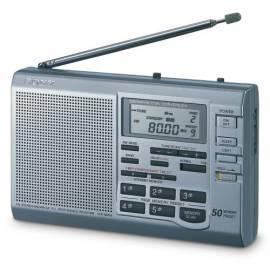 Radio Sony ICF-SW35-Weltempfänger