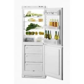 Bedienungsanleitung für Kühlschrank-Combos. Zanussi ZK 21/11 GR