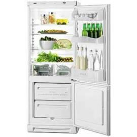 Bedienungshandbuch Kombination Kühlschrank / Gefrierschrank ZANUSSI ZK 21/6 ATO