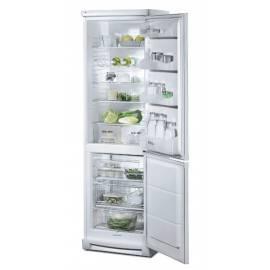Kombination Kühlschrank / Gefrierschrank ZANUSSI ZK 24/10 ATO Bedienungsanleitung