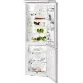 Bedienungsanleitung für Kombination Kühlschrank / Gefrierschrank ZANUSSI ZRB 34 NC