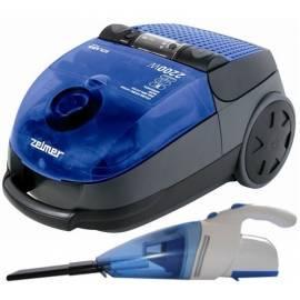 Bedienungshandbuch Der Staubsauger der Zelmer Solaris 5500 HT + 01Z015 blau