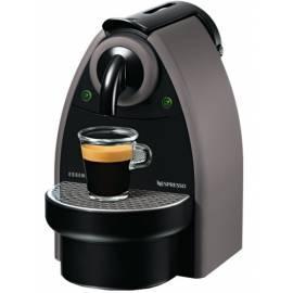 Nespresso C100 Essenza soft touch grey