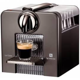 Nespresso C185 Cube titan