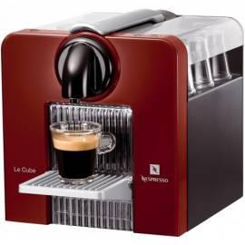 Handbuch für Nespresso Cube Redne D180