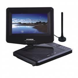 Benutzerhandbuch für DVD Player Hyundai PDP 399 SUATV portable