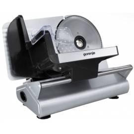 Slicer Gorenje R 505 E Gebrauchsanweisung