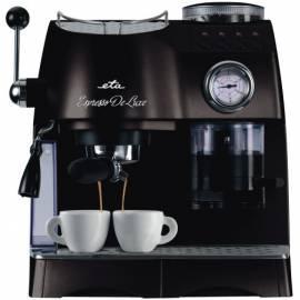 Espresso ETA 7175 90000 schwarz De Luxe