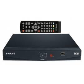 Bedienungshandbuch DVB-T Receiver EVOLVE DT-2025 schwarz