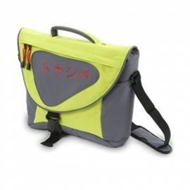 PDF-Handbuch downloadenDICOTA Notebook Tasche Messenger Bag Lemon, in einer Größe 16, cm Ntb auf dem Notebook (N15509P_TOS) schwarz/grün
