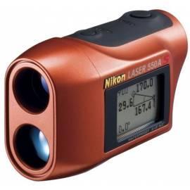 Datasheet Entfernungsmesser NIKON LASER 550 als