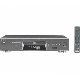 Service Manual CD-Player Sony CDP-XE370/S