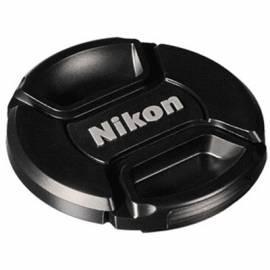 Bedienungsanleitung für Zubehör für NIKON Kameras der LC-62 schwarz
