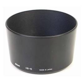 Benutzerhandbuch für Zubehör für Kameras NIKON HB-15 schwarz