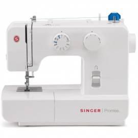 Nähmaschine SINGER 1409 Versprechen SMC/00 weiß