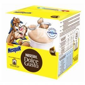 Kapsel pro Espresso KRUPS Nesquik 16 Stk Gebrauchsanweisung