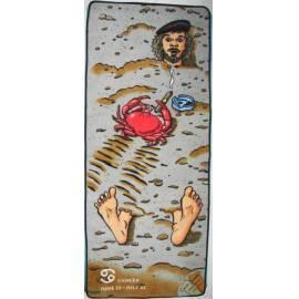 Beach Pad Zip-Large Krebs (Vyp_AZ-5050203) - Anleitung