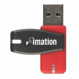 Service Manual USB-flash-Disk IMATION Nano 4GB USB 2.0 (i24245) rot