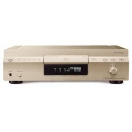 Bedienungshandbuch CD-Player SONY SCD-XA9000ES/N
