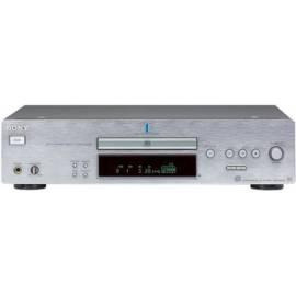 Service Manual CD-Player SONY SCD-XB790/S