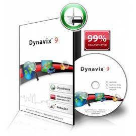DYNAVIX 9 Urlaub pro PDA Software Bedienungsanleitung