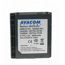 Service Manual H6300 AVACOM Batterien (PDHP-H63N-530)