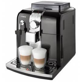 Espresso PHILIPS Syntia RI 9833/11 schwarz Bedienungsanleitung
