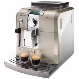 Benutzerhandbuch für Espresso PHILIPS Syntia HD 8859/29 Klasse weiß/gold