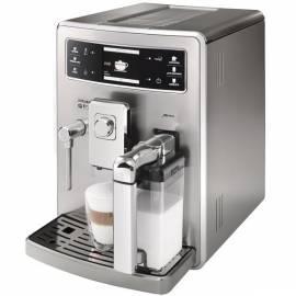 Espresso PHILIPS Xelsis HD 8944/09 Gebrauchsanweisung