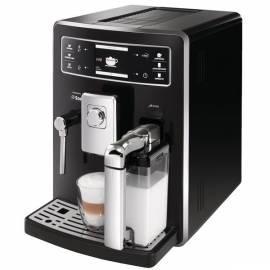 Bedienungshandbuch Espresso PHILIPS Xelsis HD 8943/19 Klasse schwarz