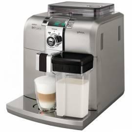 Espresso PHILIPS Syntia HD 8838/09 Bedienungsanleitung
