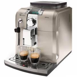Handbuch für Espresso PHILIPS Syntia HD 8837/09