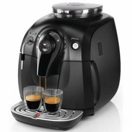 Bedienungsanleitung für Espresso PHILIPS Xsmall HD 8743/19 schwarz