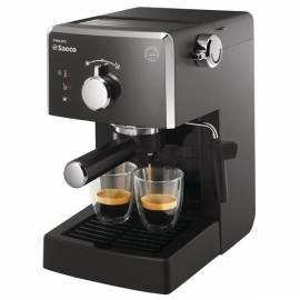 Espresso PHILIPS HD 8323/09 Focus schwarz Gebrauchsanweisung
