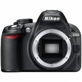 NIKON D3100-Digitalkamera Gebrauchsanweisung