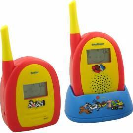 Die elektronische Kindermädchen H + H MBF 7777 Gebrauchsanweisung