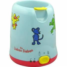 Die Heizung von Babyflaschen (H) + (H) BS 711 Gebrauchsanweisung