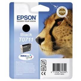 EPSON Cartridge (C13T07114010) schwarz schwarz-die waren mit einem Abschlag (200872474) - Anleitung