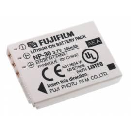 Akku für Fuji NP-30, FinePix F440 F450 / Gebrauchsanweisung