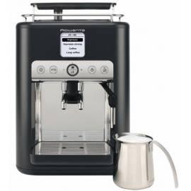 Benutzerhandbuch für Espresso ROWENTA ES6930 grau/Edelstahl