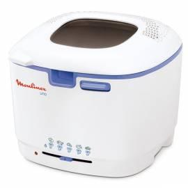 Friteuse MOULINEX AM 100830 Uno weiss/blau